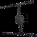 hama TILT - TV-Wandhalterung - 90 / 229 cm - Für Curved TV - Schwarz