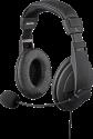 hama Overhead-Headset Insomnia Coal - Headset - für PS4/SLIM/PRO - Schwarz
