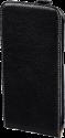 hama SmartCase Flap Case für Samsung Galaxy S6 edge+, schwarz