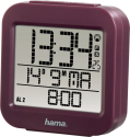 hama Funkwecker RC 130, violett