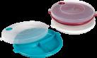 xavax Ensemble d'assiettes pour micro-ondes