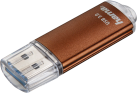 hama FlashPen Canny - Clef-USB - 256 Go - Marron