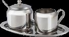 xavax Set pour le lait et le sucre - Acier inoxydable