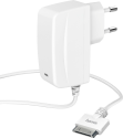 hama Caricabatteria - 30 Pin - 1 A - Bianco