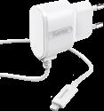 hama Chargeur - Lightning - Essential Line - Blanc