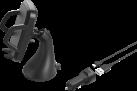hama 173669 - Induktivladegerät Car - Für Smartphones - Schwarz