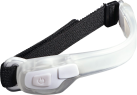 hama LED-Armband Active, weiss