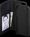 hama Booklet  2in1 - Flip-Hülle - Für Apple iPhone 5/5S/SE - Schwarz