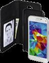 hama Opuscolo 2in1 - Per Samsung Galaxy S5 Mini - Nero