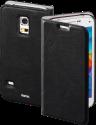 hama Guard Case Opuscolo - Per Samsung Galaxy S5 mini - Nero