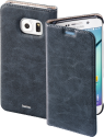 hama Guard Case Booklet - Für Samsung Galaxy S6 edge - Blau