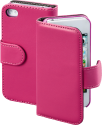 hama Diary Case Booklet - Für Apple iPhone 4/4s - Pink