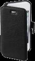 hama Portfolio Prime Line - Für Apple iPhone 4/4s - Schwarz