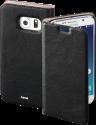 hama Guard Case Booklet - Für Samsung Galaxy S6 - Schwarz