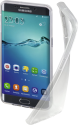 hama Crystal - für SAMSUNG Galaxy S6 Edge+ - Transparent