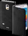 hama Slim Opuscolo - Per Samsung Galaxy S5 mini - Nero