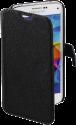 hama Custodia Prime Line - Per Samsung Galaxy S5 Mini - Nero