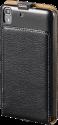 hama Smart Case - Für Huawei Y6 - Schwarz