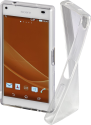 hama Crystal - pour Sony Xperia Z5 Compact - Transparent