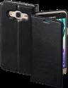 hama Single Étui portefeuille - Pour Samsung Galaxy J3 (2016) - Noir