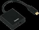 hama USB-C-Adapter für DisplayPort, Ultra HD