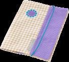 hama Hülle für Kinder-Untersuchungsheft - Violett