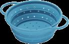 xavax Filtro alimentare in silicone - ø 21 cm - Blu