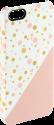 hama Cover Candy Rain per Apple iPhone 5/5s/SE, rosa