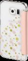 hama Booklet Candy Drops für Samsung Galaxy S6, rosa