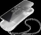 hama Pochette de protection en silicone, pour Apple TV 4 Siri Remote