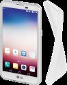 hama Crystal - Custodia - Per LG X Screen - Trasparente