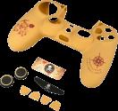 hama Set d'accessoires 7 en 1 Adventure - pour Dualshock 4 de PS4/SLIM/PRO - beige