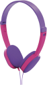 hama 00177013 - On-Ear-Stereo-Kopfhörer - Kids - Lila/Pink