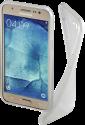 hama Crystal - Hülle - Für Samsung Galaxy J5 (2016) - Transparent