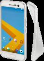 hama Crystal - Étui - Pour HTC 10 - Transparent