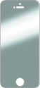 hama Crystal Clear - für iPhone 5/5S/SE - Transparent