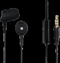 hama Basic - In-Ear-Kopfhörer - 20 - 20000 Hz - Schwarz