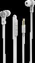 hama Intense - In-Ear-Kopfhörer - 20 - 20000 Hz - Silber