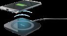 hama Basic Pro - Chargeur inductif pour des smartphones - Noir