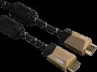 hama Premium - HDMI-Kabel - 0.75 m