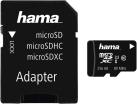 hama microSD Adapter -  256GB - Schwarz