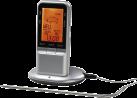 xavax - Digitales Bratenthermometer - Mit Timer / Funksensor - Silber