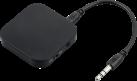 hama 2in1-Adapter - Bluteooth-Audio-Sender/Empfänger - Schwarz