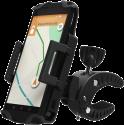 hama Universal-Smartphone-Fahrradhalter - Für Geräte mit Breite von 5 cm bis 9 cm - Schwarz