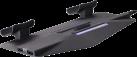 hama Multi-Stand - Ladestation - Für PlayStation 4 - Schwarz