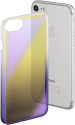 hama Mirror - Pour Apple iPhone 6/6s/7 - Jaune/Violet