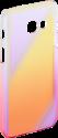 hama Mirror - Schutzhülle - Für Samsung Galaxy A3 (2017) - Gelb/Pink