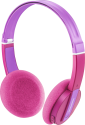 Thomson WHP-6017 - On-Ear Kopfhörer - Bluetooth - Pink