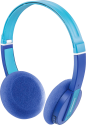 Thomson WHP-6017 - On-Ear Kopfhörer - Bluetooth - Blau