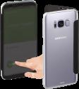 hama View - Pour Samsung Galaxy S8 - Noir